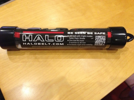 Packaging Halo Belt